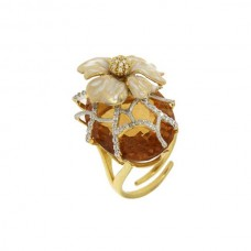Misis Lisianthus Ring