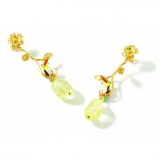 Misis Earrings Jungle Tiara