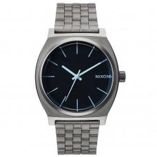 Nixon Time Teller Gunmetal / Blue