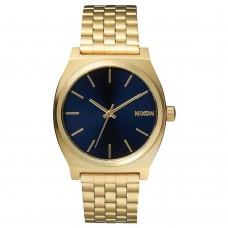 Nixon Time Teller All Light Gold / Cobalt