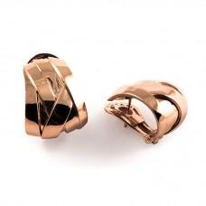 Maldamore earrings in rose gold